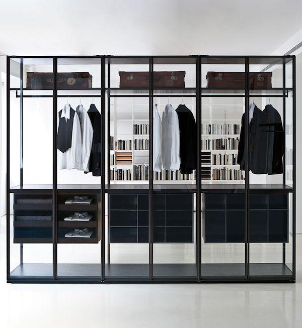 Прозрачные шкафы датской компании ByNord | Дизайн интерьера, декор, архитектура, стили и о многое-многое другое