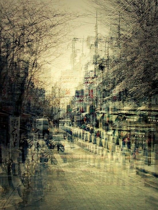 Stéphanie Jung - Hectic Cityscape