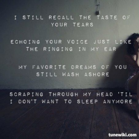 Nine Inch Nails - Something I Can Never Have #NineInchNails #song #lyrics- how do they write such relevant stuff