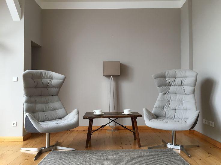 #Lounge chair 808 @ Praxis für Paartherapie von Saldern, Berlin