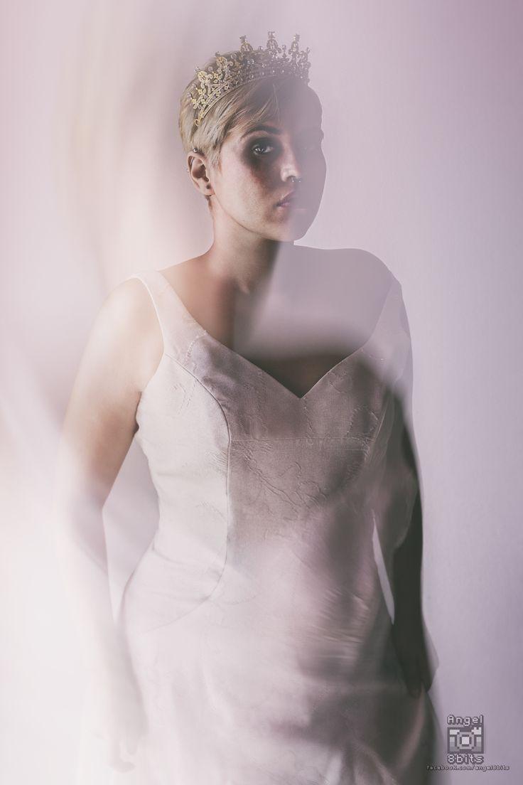 The bride. - Model:GrumpyDess