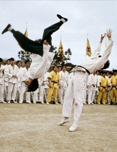 """All for Kung Fu, Tai Chi & Martial Arts — nostalgia-gallery:   Bruce Lee in""""Enter the..."""
