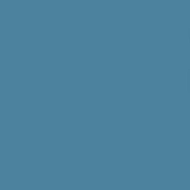 Wetterschutzfarbe, hochdeckend, wasserbasiert, 0,750 Liter, Friesenblau