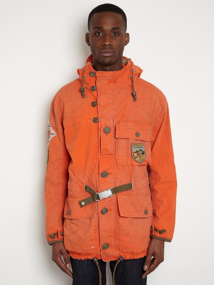 POLO Ralph Lauren Mountaineering Jacket
