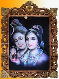 Image result for hindu god painting
