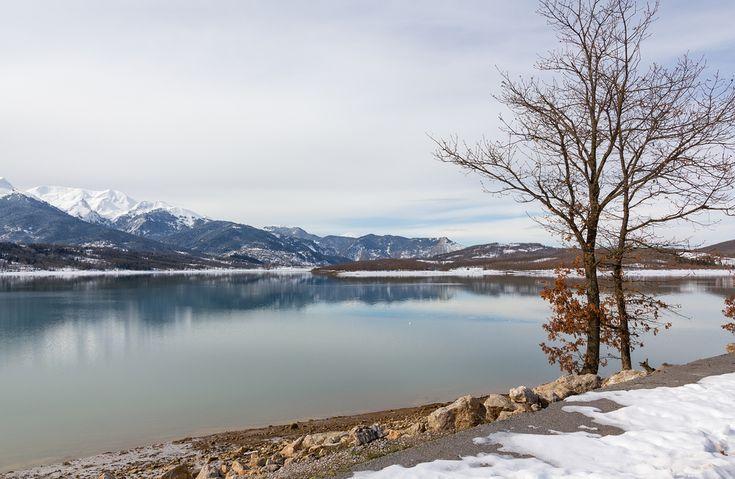 VISIT GREECE| #Plastira lake #Karditsa #VisitGreece #Greece