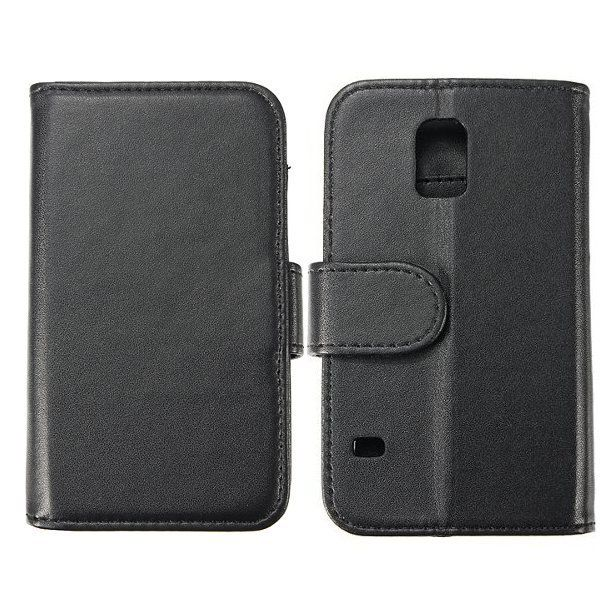 Wallet Leather Card Cover Case Stand For Samsung Galaxy S5 Mini G800…