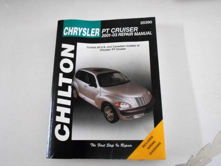 Chiltons Chrysler Pt Cruiser 2001