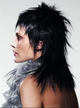 Long Punk Hairstyles,Punk hair styles