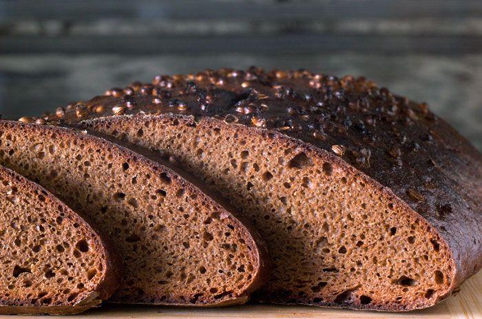 ХЛЕБ & ХЛЕБ - Вкус довоенного хлеба. Бородинский хлеб 1939 года.