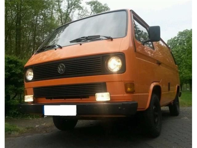 Gebrauchtwagen Angebot: Volkswagen Transporter, € 2.800,-, Benzin, Schaltgetriebe von 03/1990 in München, 175.000 km, 68 kW
