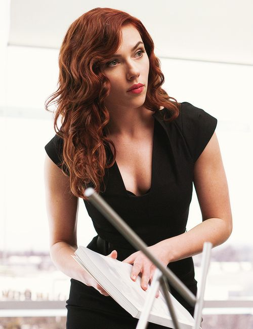 Scarlett Johansson - Natalia Romanova