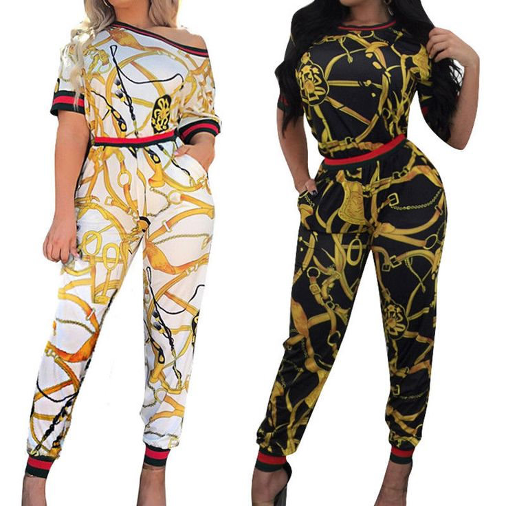 2017 Women Fashion Floral Printed Jumpsuit One-Piee Tops&Pants Bodycon Clubwear