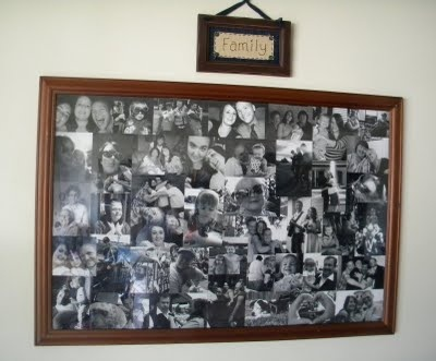 collage picture frame poster picture frame pictures printed at walgreens and a little modge