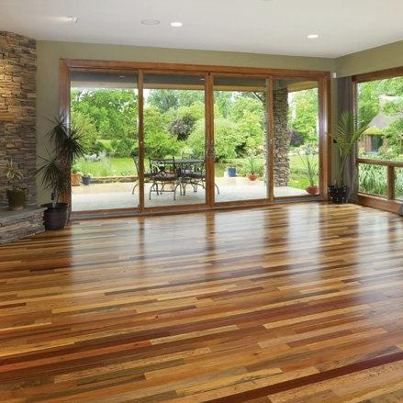 Being much reliable and studier the wooden floors are becoming increasingly  popular these days. An assembly of pallets provides great solution to your  ... - Best 25+ Wood Pallet Flooring Ideas On Pinterest Pallet Walkway