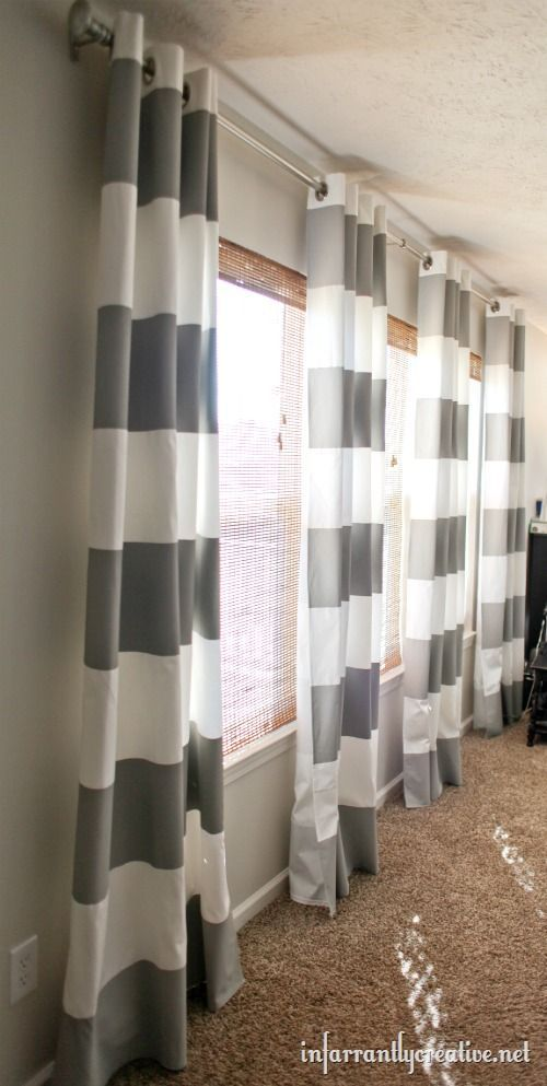 17 best images about curtains shades and more window for Drapes for large windows
