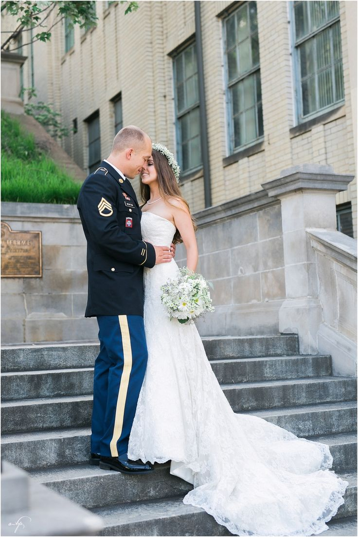 My wedding point of honor lynchburg american flag for Wedding dresses lynchburg va