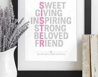 The 25+ best Wedding gift for sister ideas on Pinterest   Sister ...