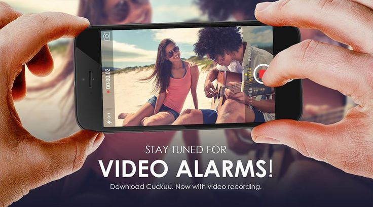 Improvised nights are the ones we always remember. So here's an idea for a hot friday evening: 1. Set an alarm for 6pm; 2. Add a video of the best sunset ever; 3. Invite your lifetime buddies to join; 4. Count stars, smiles, songs and get lost in time.  #NewUpdate #Cuckuu #ItsTime