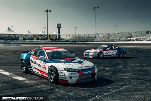 Worthouse Drifts two Nissan Silvia S15s  via reddit | Best