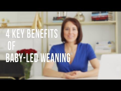 Baby-led Weaning - Why is so Good! - YouTube