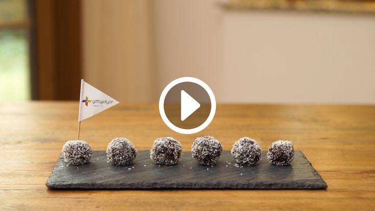 Melis Ulaş ile Sağlıklı Kakao Topları
