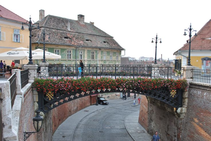 Bridge of Lies in Sibiu