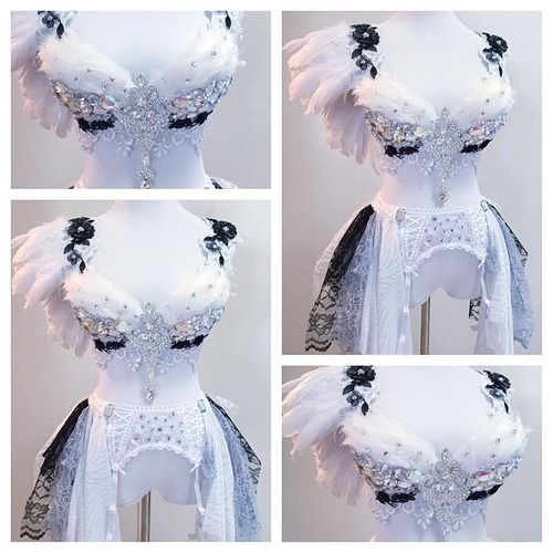 Electric Laundry | don't know if I'm crazy about the feathers but otherwise I love it!