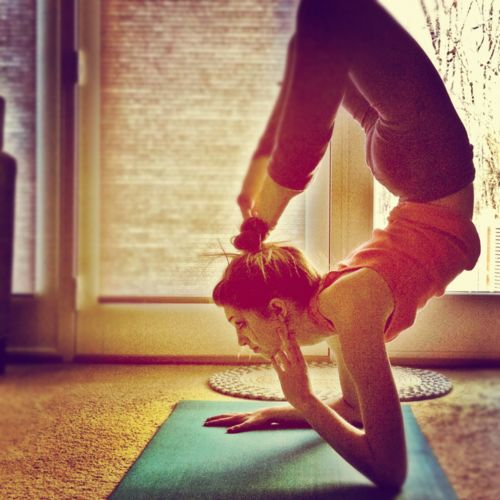 One Day, Fit, Scorpion Poses, Strength, Yoga Exercies, Yoga Poses, Motivation, Muffins Tops Exercies, Weights Loss