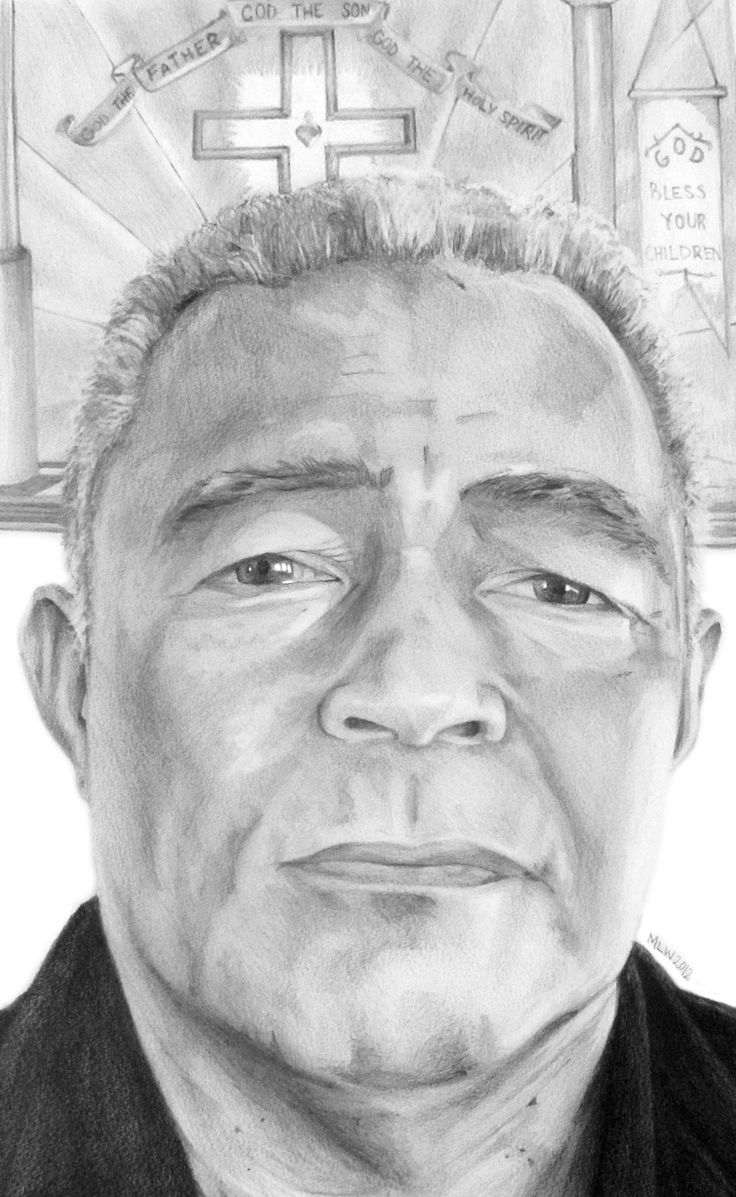 Uncle Meke - Servant of God