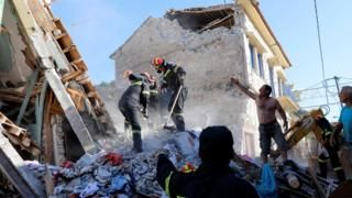 Greece earthquake hits Lesbos: Tremors felt in Istanbul and Athens