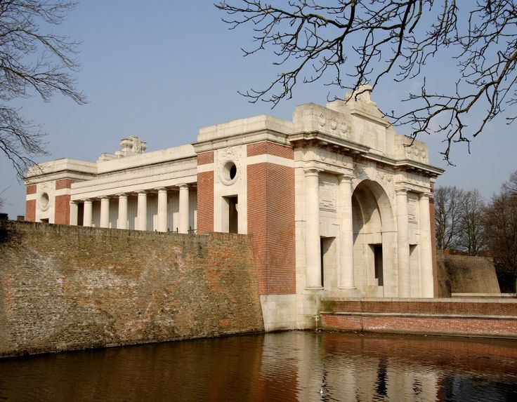 Ypres,Menen Gate memorial