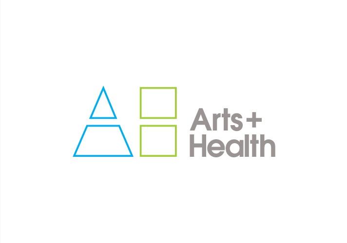 Arts + Health identity