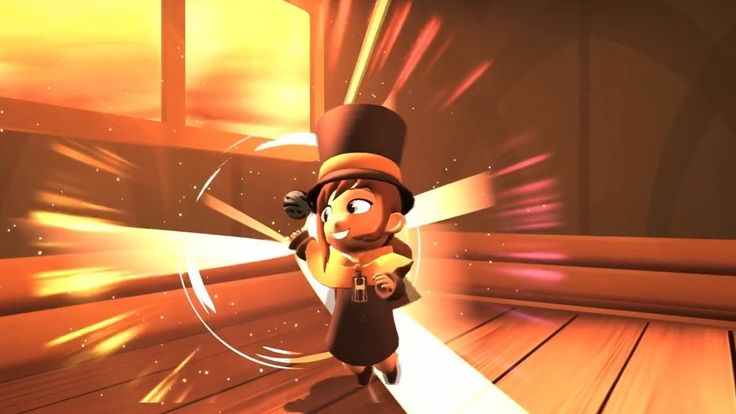 A HAT IN TIME E3 2017 Gameplay Trailer (Upcoming 2017 3D Platformer)