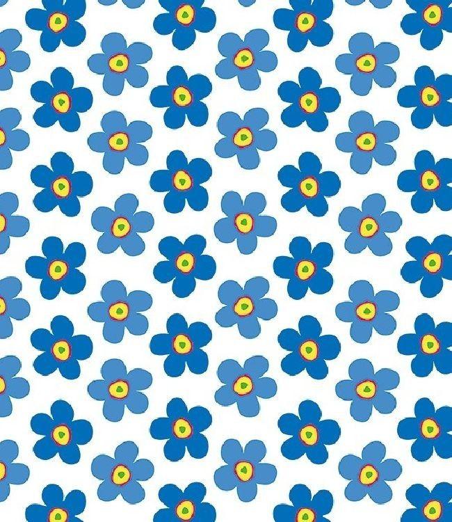 Lola+tafelzeil+Small+Big+Flower+Nautic+-+Lola+tafelzeil+met+blauwe+bloemen+op+een+lichte+ondergrond.+Op+de+overhang+aan+de+lange+kant+van+de+tafel+staat+het+lola+logo+geprint+in+de+kleur+van+het+tafelzeil.+Goede+kwaliteit+en+gemakkelijk+schoon+te+houden+met+een+vochtige+vaatdoek.+Kies+de+gewenste+lengte+in+het+menu+en+wij+snijden+het+met+liefde+voor+u+op+maat.+