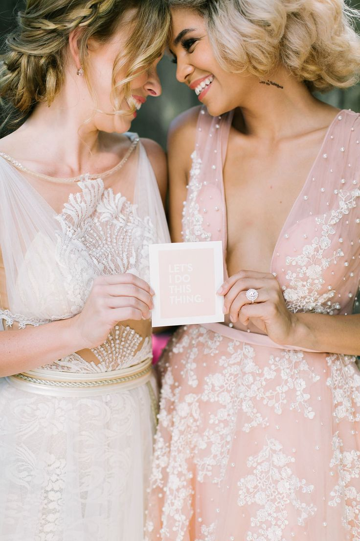 Colourful Whimsy Wedding Inspiration - The Aisle Society Experience - Polka Dot Bride