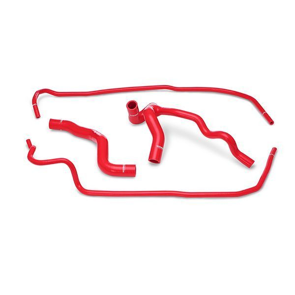 Mishimoto 2010-2013 Mazdaspeed 3 2.3L Red Silicone Radiator Hose Kit