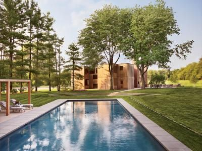 Gallery Of Louis Kahnu0027s Korman Residence Interior Renovation / Jennifer Post  Design   9