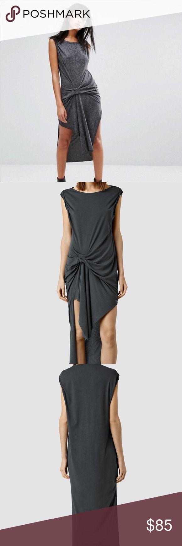 ALLSAINTS riviera dress EUC: no rips, tears, or stains. UK 10 US 6 EURO 38. All Saints Dresses