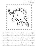 17 best images about dinosaurs on pinterest dinosaurs for kids coloring sheets and timeline. Black Bedroom Furniture Sets. Home Design Ideas