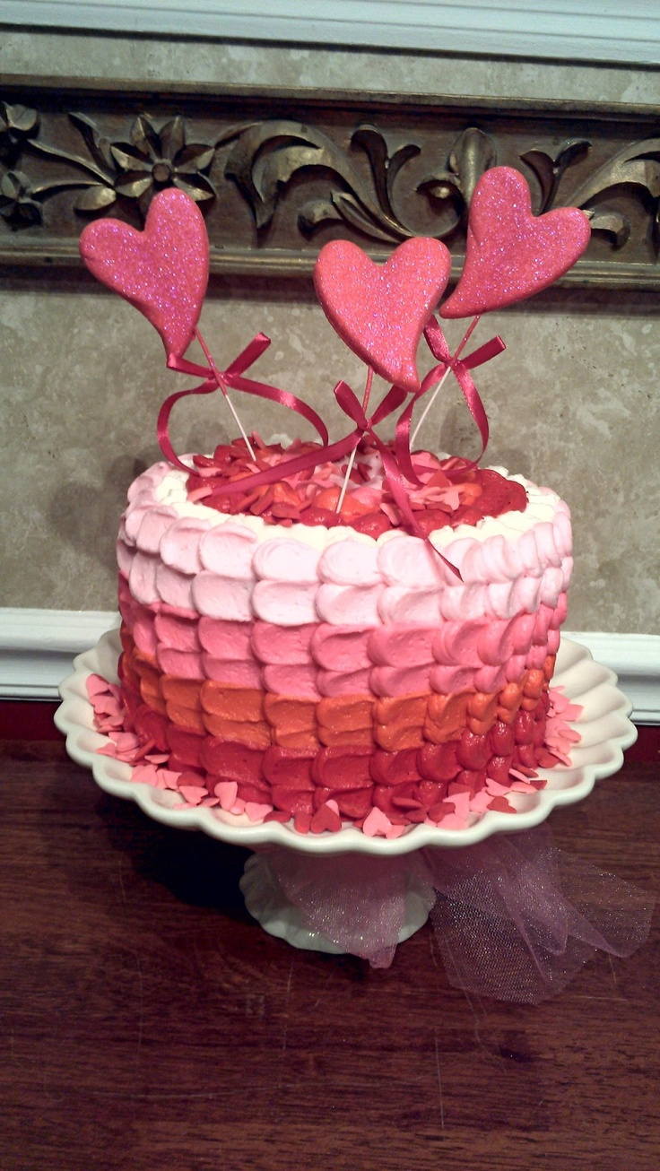 17 best images about valentines day cake ideas on - Valentines day cake ideas ...