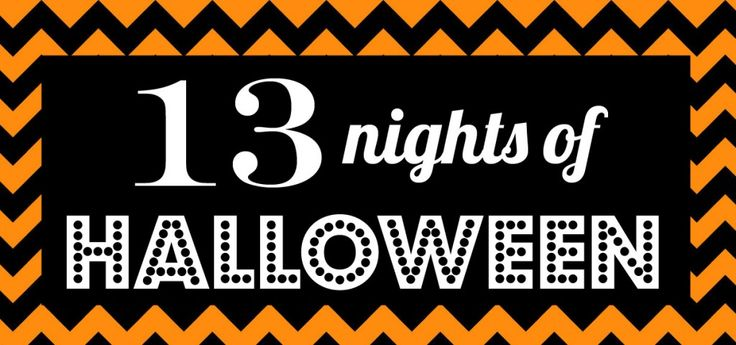 Fun idea for kids: the 13 nights of Halloween...each morning you hide a spooky picture around the house for them to hunt down. She even included printables!