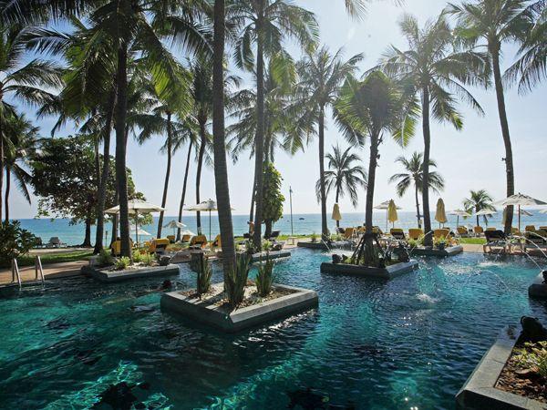Centara Grand Beach Resort Samui - one of my favorite places!
