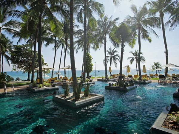 Centara Grand Beach Resort Samui - one of my favorite places!