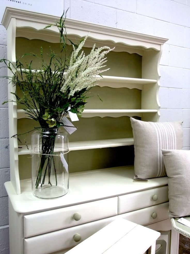 Commissioned Hutch Dresser And Tables Old White Versailles Chalk Paint Project By