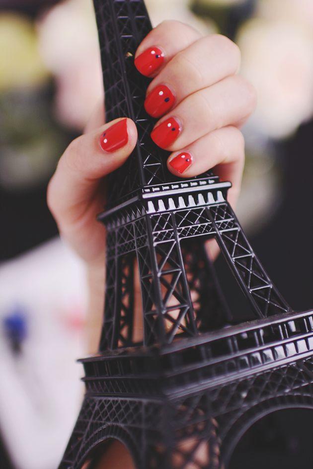 """Emily Salomon » """"Franske negle"""""""