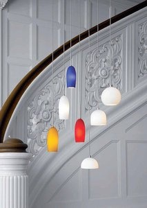 Murano colorful chandelier