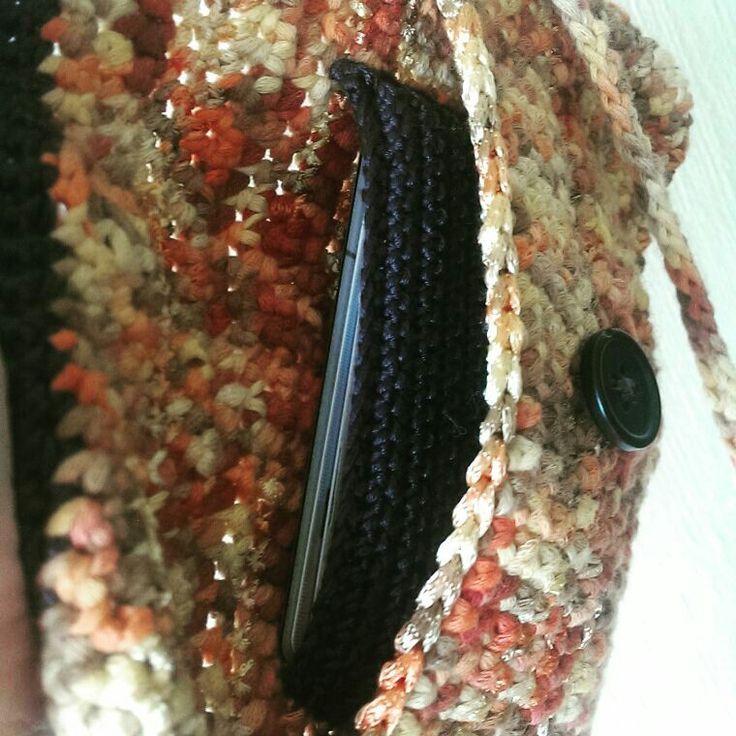 Crochet beg
