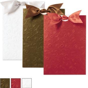 Heirloom Vine Pocket Invitation | PaperDirect