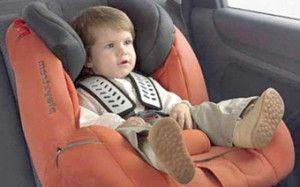 Детские кресла в машину